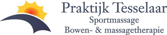logo Praktijk Tesselaar Heiloo sportmassage bowen en massagetherapie