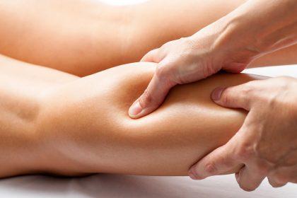 sportmassage aan de benen door praktijk tesselaar